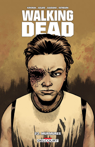 BD The Walking Dead tome 23 Murumures