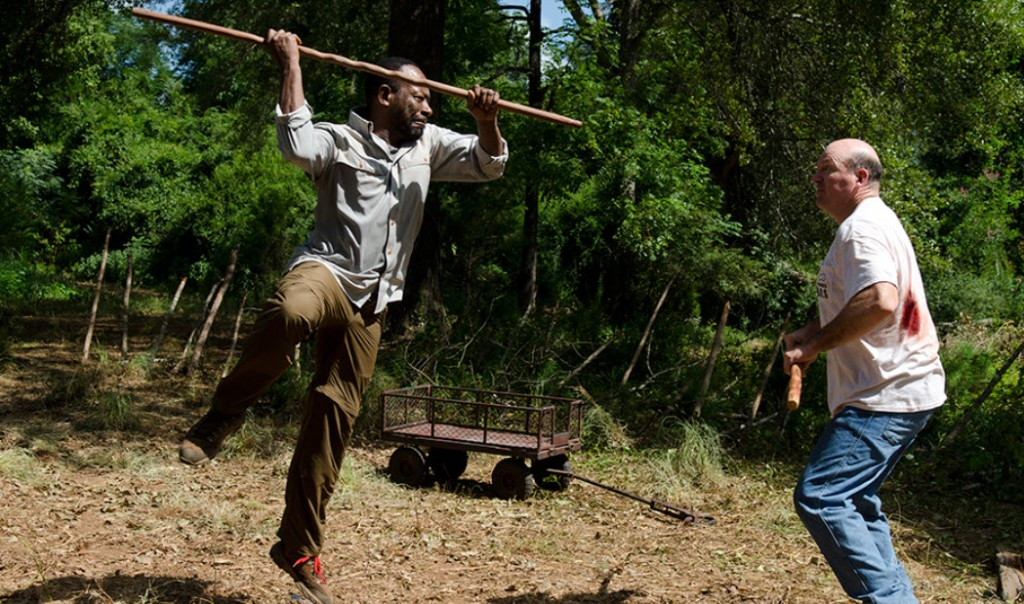 The Walking Dead Saison 6 Episode 4 Morgan