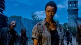 Photos promos The Walking Dead Saison 6 Sasha