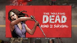 The Walking Dead Road to survive jeu mobile smartphone